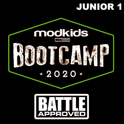 Junior 1 - Sept 30th