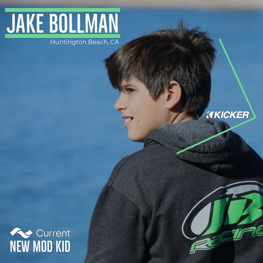 Jake Bollman (Huntington Beach, CA) 11 years old