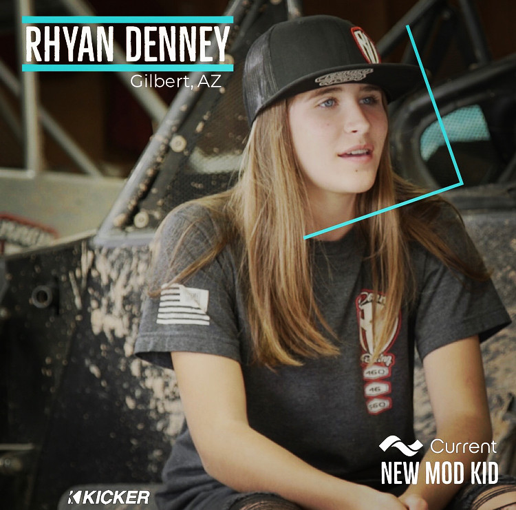 Rhyan Denney (Gilbert, AZ) 12 years old