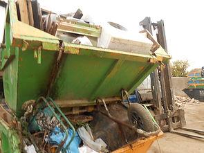ungraded bulk waste