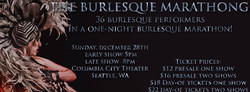 The Burlesque Marathong