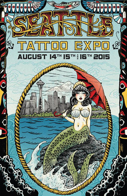 The Seattle Tattoo Expo