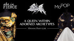 A Queen Within: Adorned Archetypes
