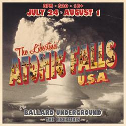 Atomic Falls,USA