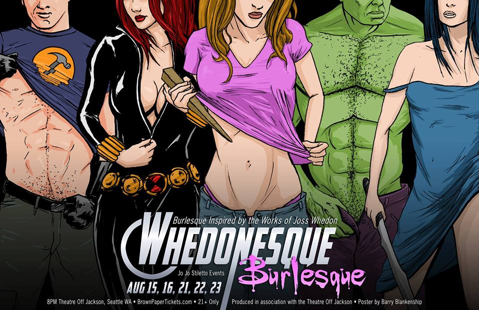 Whedonesque Burlesque