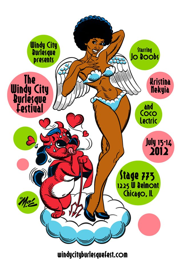 The Windy City Burlesque Fest
