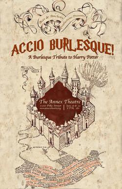 Accio Burlesque!