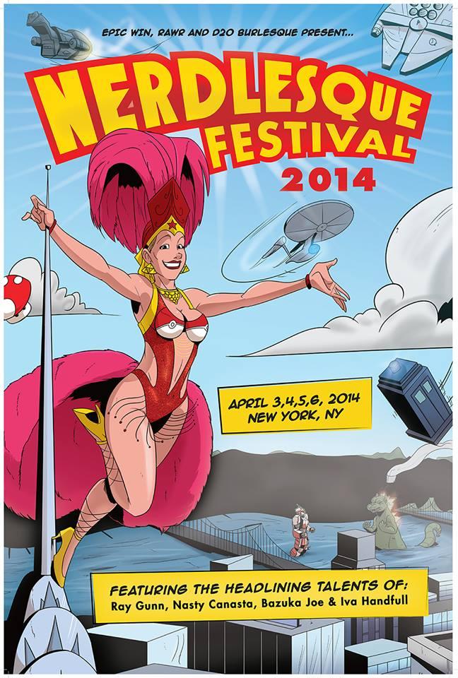 Nerdlesque Festival
