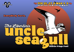 Uncle Seagull- Fringe Fest