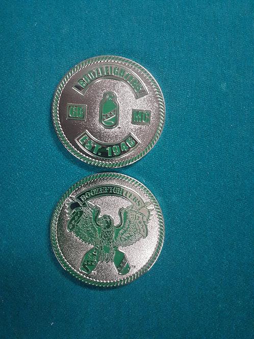 75 year celebration coin