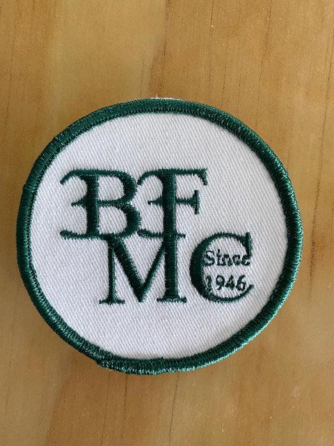 BFMC Round Patch