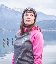 Julie Musseaux, photographe officiel de la marque de vêtement Hot savoie 74 situé à Annecy