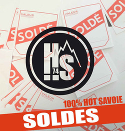 soldes promos Haute-Savoie