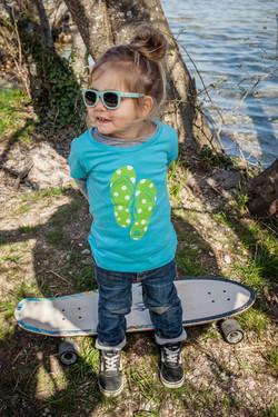 Tee-shirt savoyard enfant