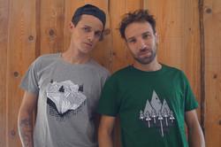 tee-shirt savoyard homme Hot Savoie 74