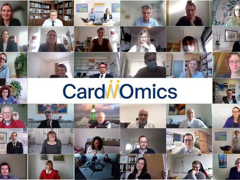 Exzellenzforschungsverbund Card-ii-Omics zieht Bilanz in Online-Abschlussveranstaltung