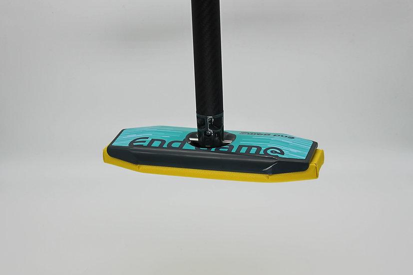 Teal Blue Broom