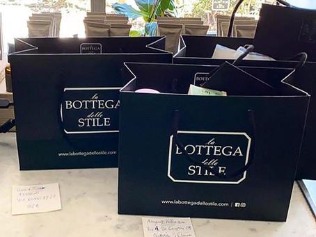 Attivo da subito il servizio Bottega Delivery.