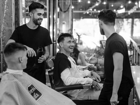 L'importanza del parrucchiere per l'uomo