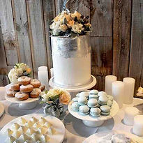 Silver Wedding Dessert Table.jpg