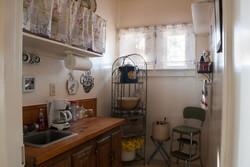 Patio Suite Kitchenette