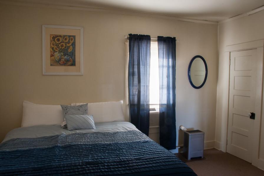 Patio Suite Bedroom