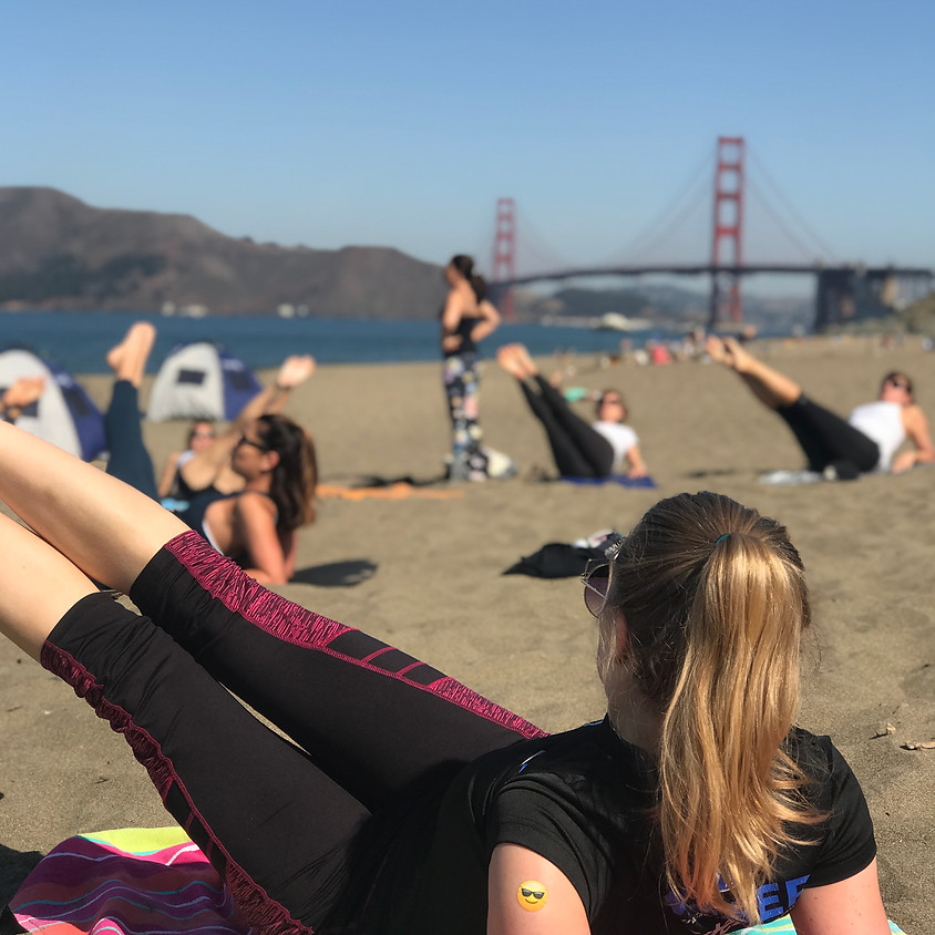 Special event: Perfectbody Pilates @ Crissy Field
