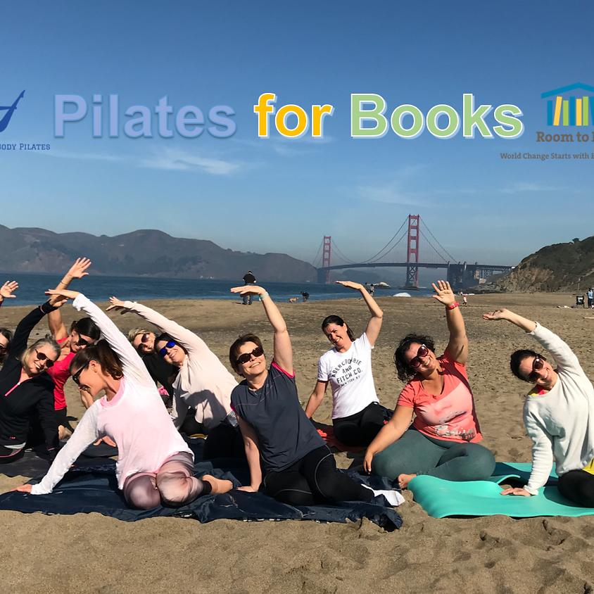 Pilates for Books