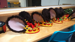 MOUSE KING CROWNS (IN PROCESS)