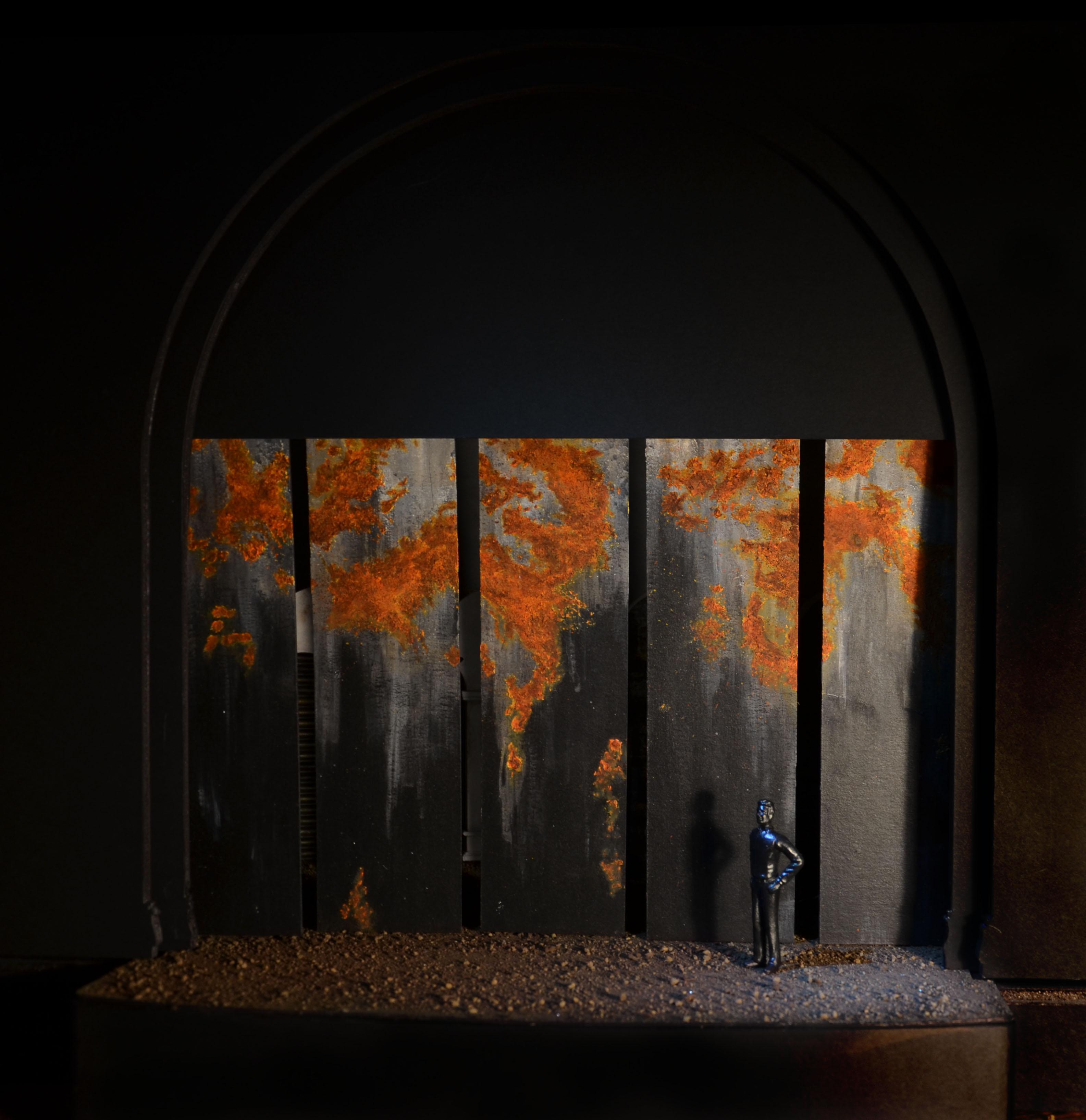 'Macbeth' - Final shutters