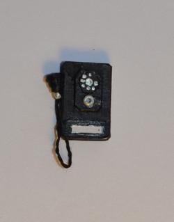 1:25 WALL MOUNTED TELEPHONE