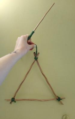 Twig orchestra - Triangle