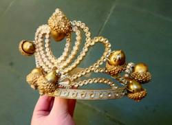Customised tiara
