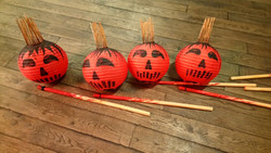 Soldiers' lanterns