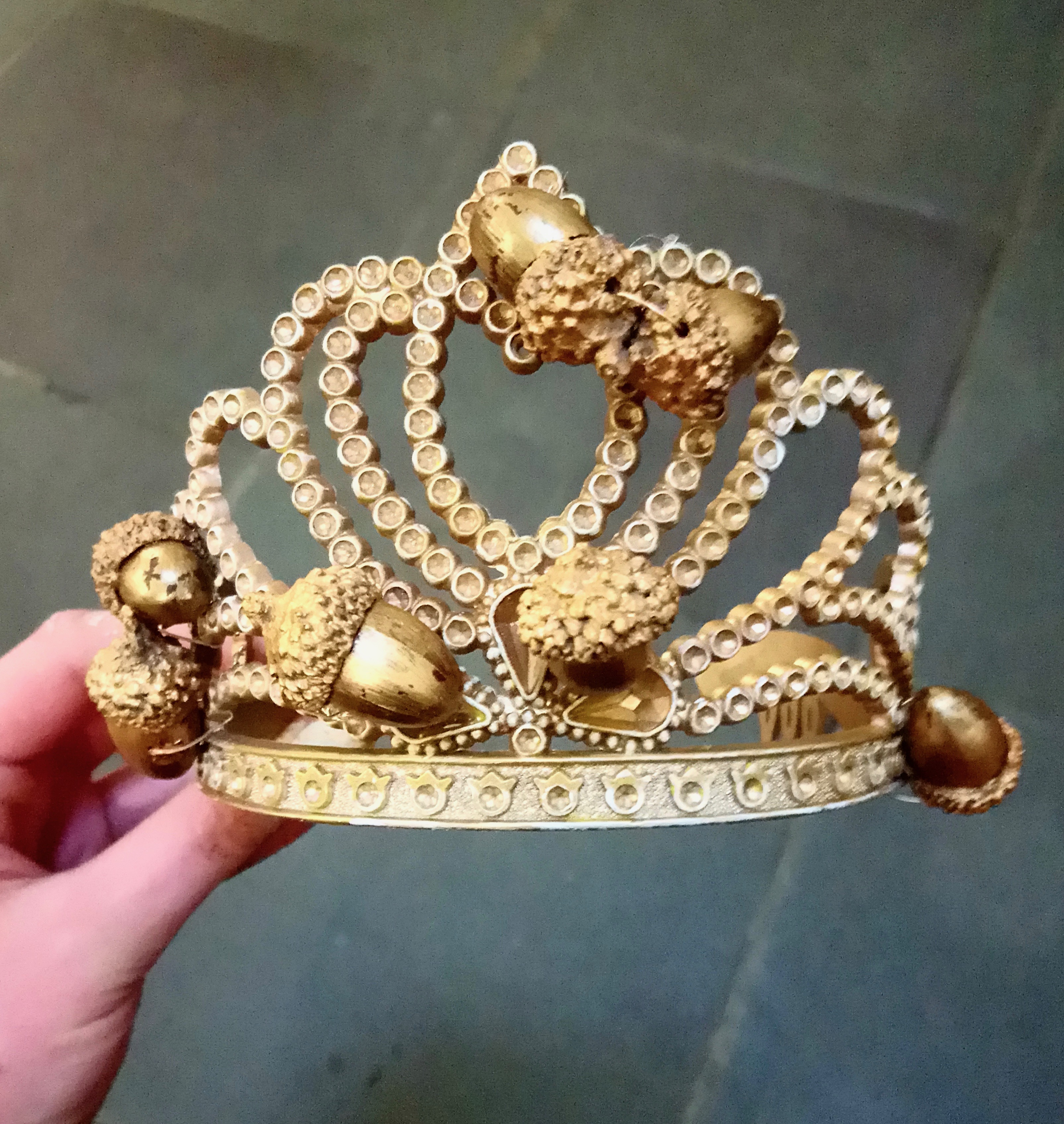 Customised tiara