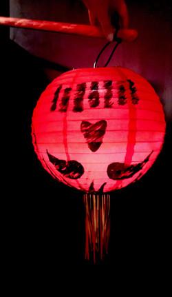 Soldiers' lantern