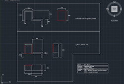 AUTOCAD TECHNICAL DRAWING