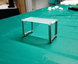 1:25 MODEL TABLE