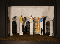 'Macbeth' - Changing shutters