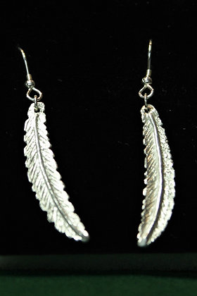3773 - Feather earrings