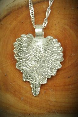 3395 - Small heart shaped leaf