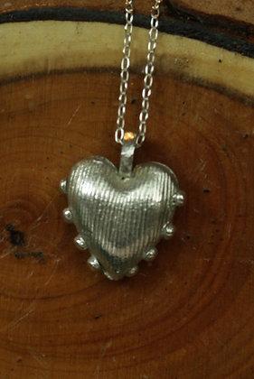 3514 - Pillow heart