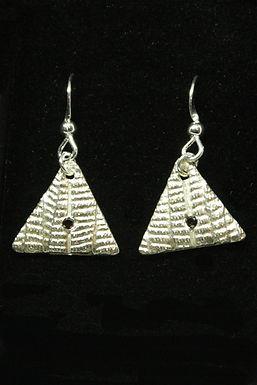 4000 - Triangle earrings