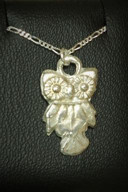 3135 - Owl with big eyes