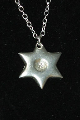 2933 - Cushioned 6 point star