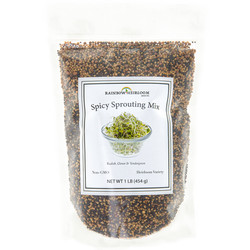 Spicy Sprouting