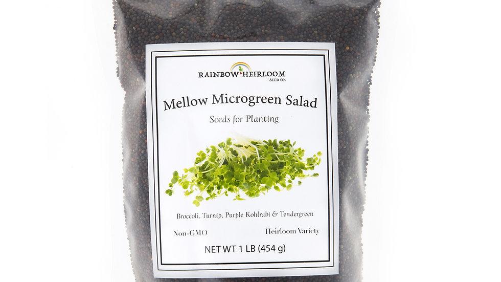 Mellow Microgreen Salad Mix