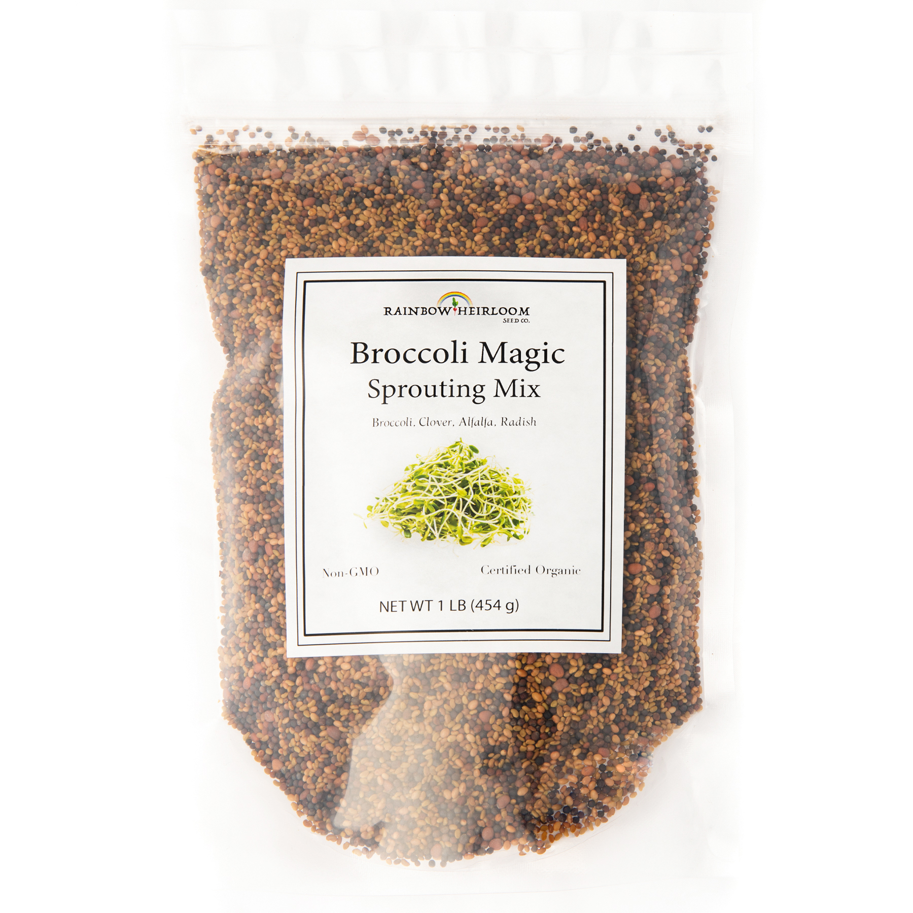 Broccoli Magic Sprouting Seed Mix