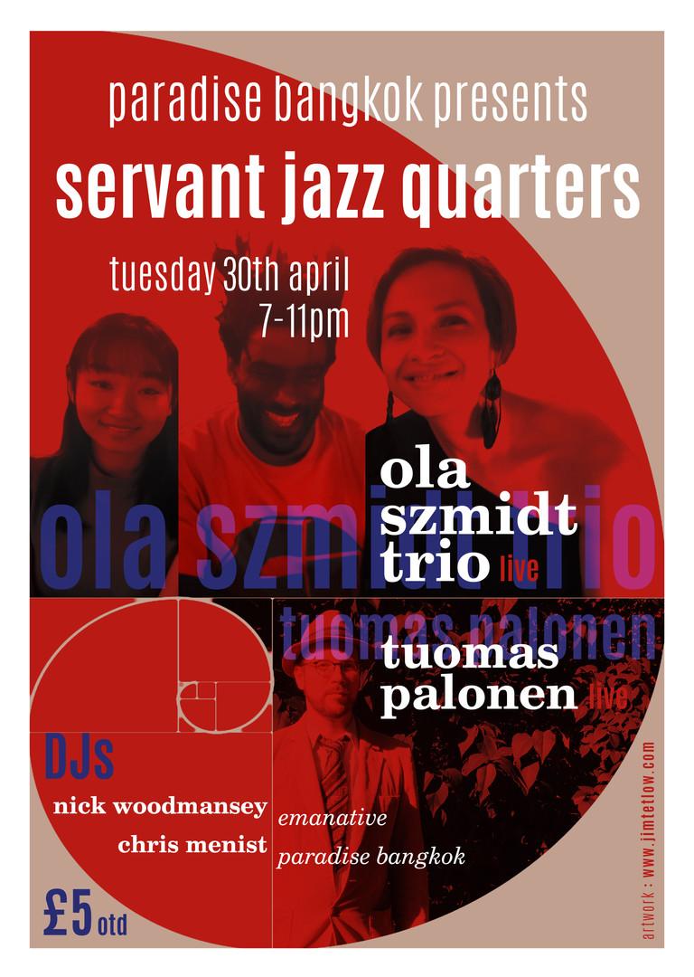 Servant Jazz Quarters