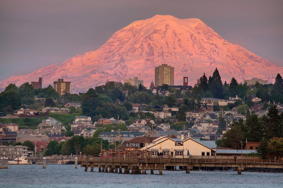 Tacoma Mt. Rainier